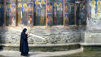 UNESCO Painted Monasteries Day trip from Iasi