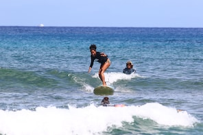World Surf League Certified Surfing Lessons