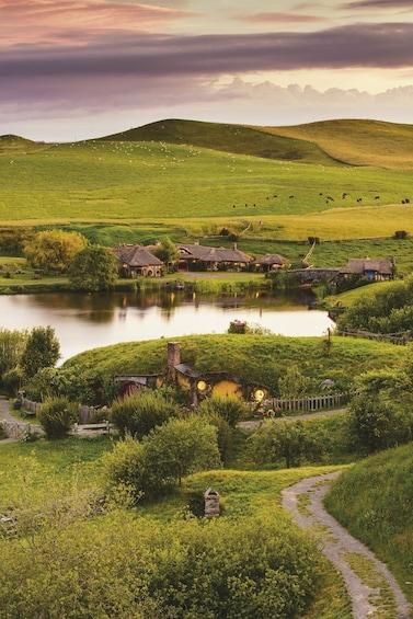 Show item 2 of 8. Hobbiton Movie Set in New Zealand