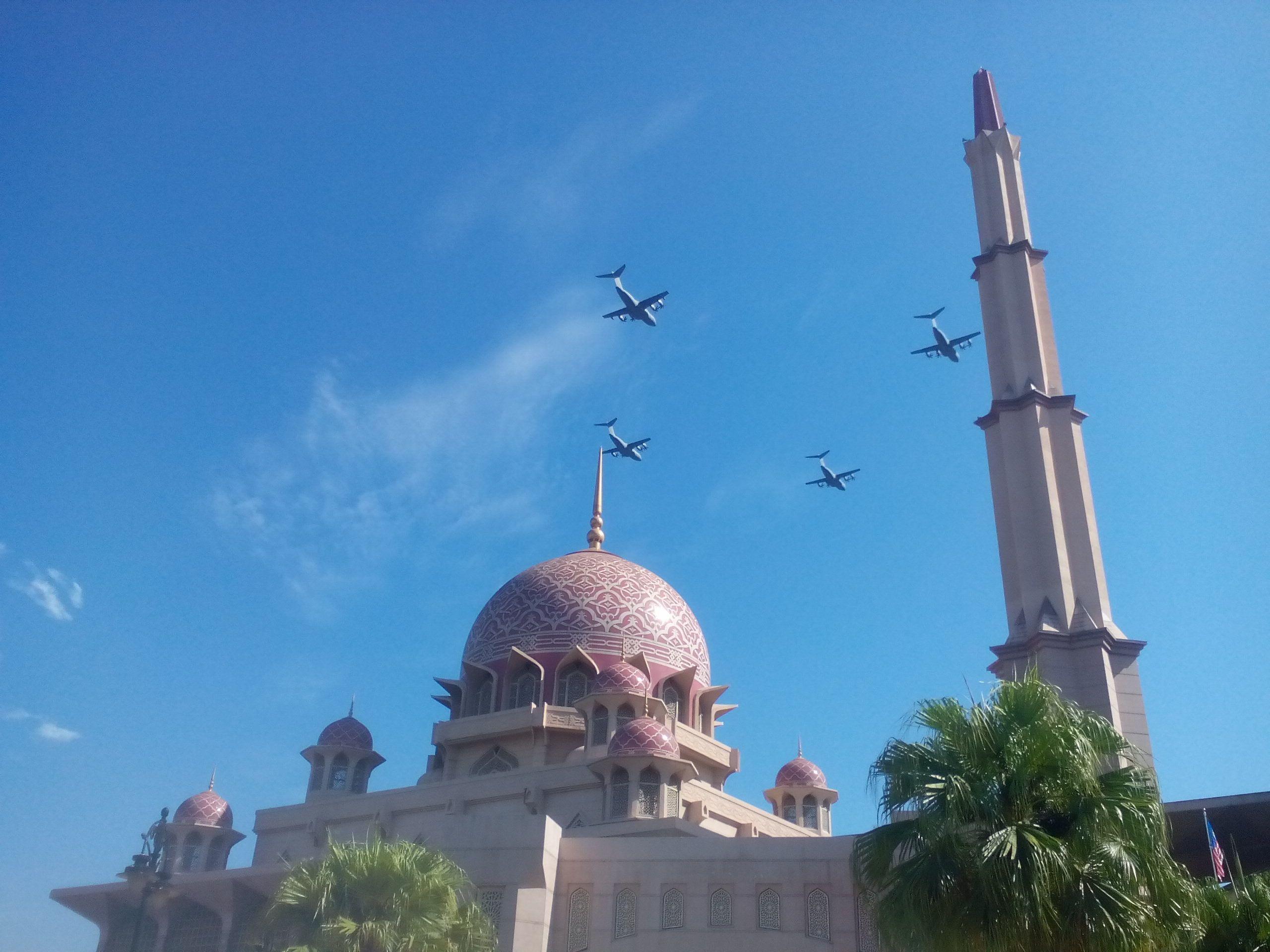 Garden City of Putrajaya & Kuala Lumpur Countryside