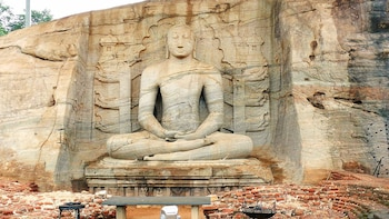 All-Inclusive Sigiriya Rock Fortress & Polonnaruwa City Tour