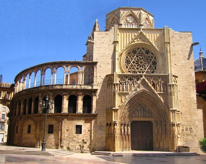 Show item 1 of 4. Church in Valencia