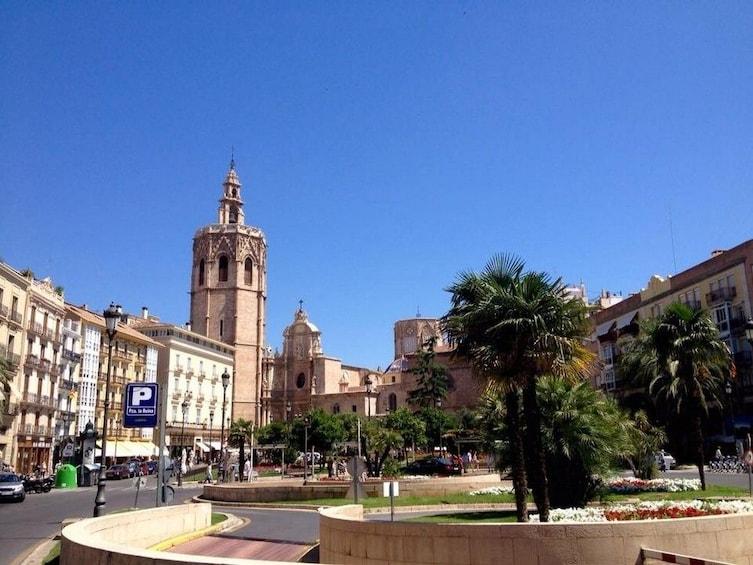 Show item 3 of 4. City of Valencia