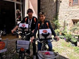 Lake Como eBike and iPad Experience