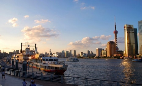 Waterfront of Shanghai