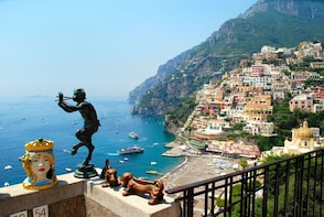 Positano & Amalfi Coast from Naples