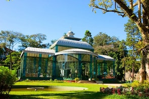 Petrópolis City Tour with Bohemia Brewery and lunch included