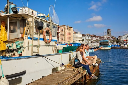 Biarritz and French Basque Coast tour in small groups