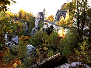 Bohemian Saxon Switzerland & Terezín Concentration Camp Tour