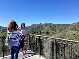 Full-Day Iconic Sights of LA, Hollywood and Beverly Hills!