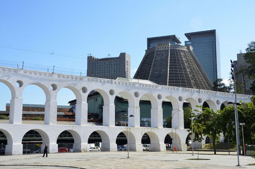 Full-day Rio de Janeiro City Tour with lunch
