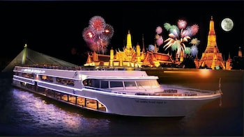 White Orchid Dinner Cruise