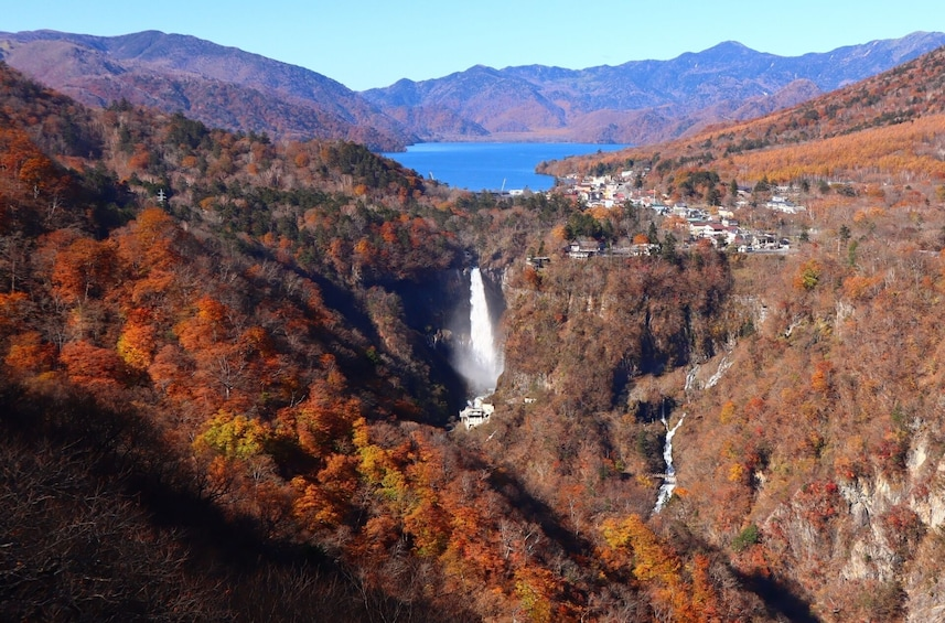 Show item 4 of 8. From Tokyo: Nikko Scenic Spots and UNESCO Shrine Bus Tour