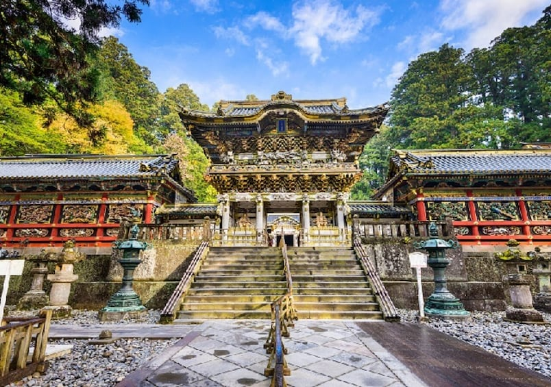 Show item 1 of 8. From Tokyo: Nikko Scenic Spots and UNESCO Shrine Bus Tour
