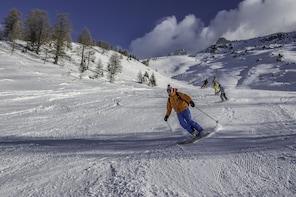 Ski at Chamonix Mont-Blanc & Cable car to Aiguille du Midi