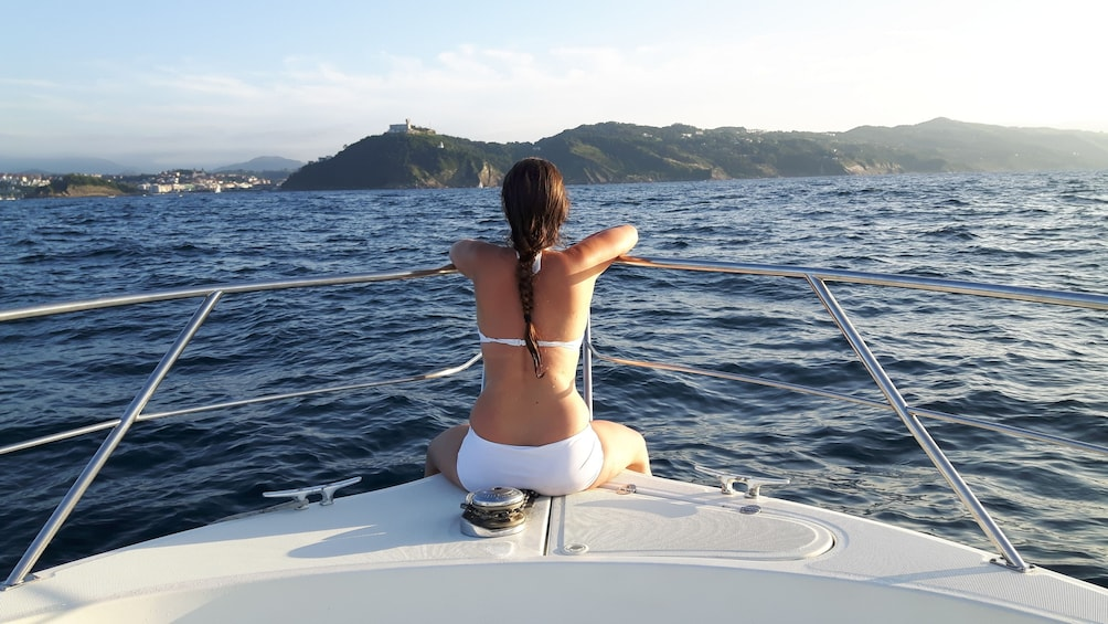 Show item 1 of 10. Small Group - Discover San Sebastians cliffs on a yacht