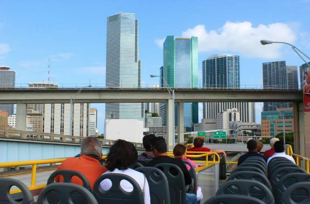 Boat Cruise and Miami City Tour