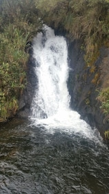 Waterfall in Quito