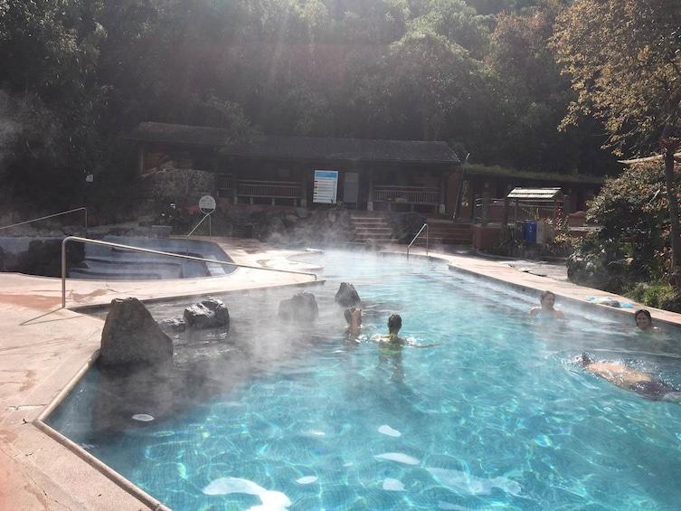 Show item 8 of 8. Papallacta Hot Springs