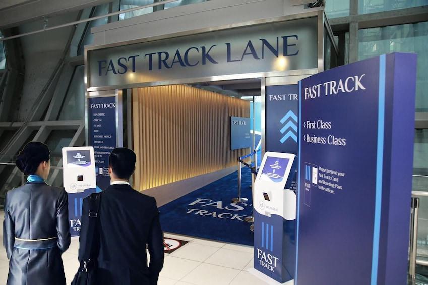 Show item 1 of 10. Phuket International Airport Fast Track Immigration Pass