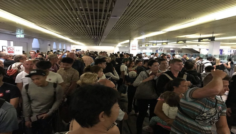 Show item 2 of 10. Phuket International Airport Fast Track Immigration Pass