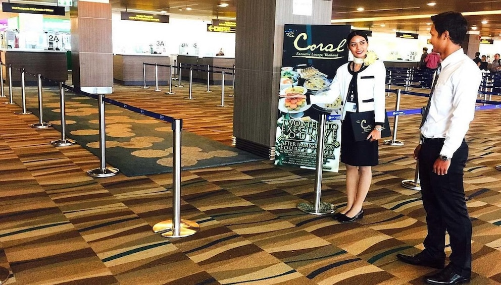 Show item 5 of 10. Phuket International Airport Fast Track Immigration Pass