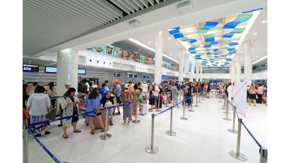 Phuket International Airport Fast Track Immigration Pass