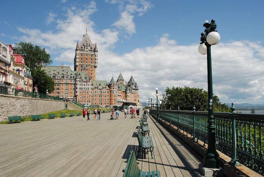 Show item 2 of 3. Quebec Like a Local: Customized Private Tour