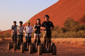 Quarter Uluru Segway & Sunset
