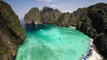 Phi Phi Island Tour by Ferry