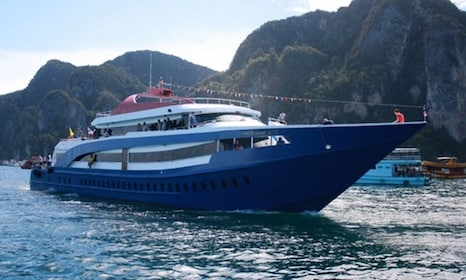 Phi Phi Island Tour by Ferry with transfers