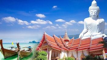 Amazing Phuket Island Guided Tour with Big Buddha Options