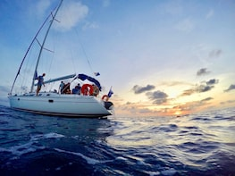 SoloBon Private Sail & Snorkel Safari