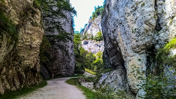 From Brasov: 3 canyons day trip