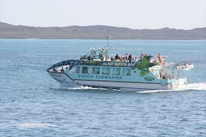 Ferry to Isla de Lobos, round-trip tickets from Corralejo