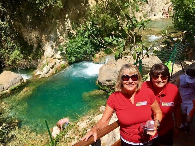 Show item 1 of 6. Day Trip to Guadalest & Algar Waterfalls from Benidorm