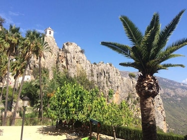 Day Trip to Guadalest & Algar Waterfalls from Benidorm