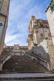 Kings Landing set in Game of thrones walking experience tour in Dubrovnik