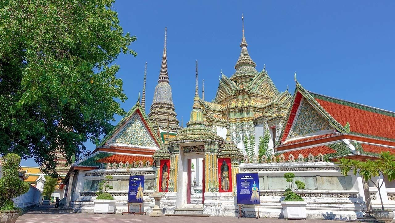 Amazing Bangkok Top 3 Temples & Complimentary Hop-on Hop-off