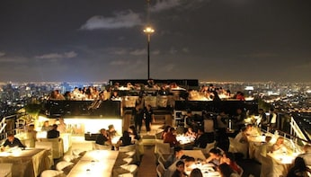 "Banyan Tree ""Vertigo"" Rooftop Fine Dining Experience"