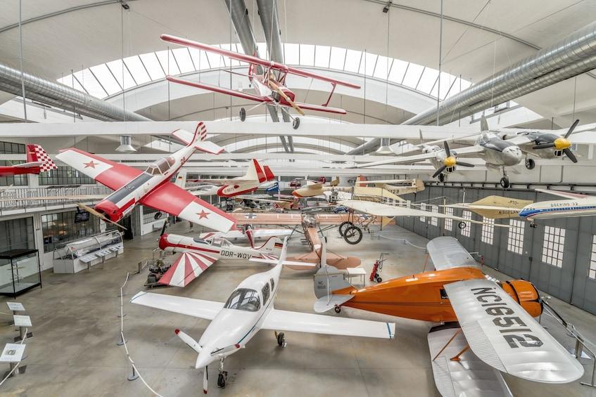 Foto 2 von 7 laden Planes displayed at Deutsches Museum Flugwerft Schleissheim