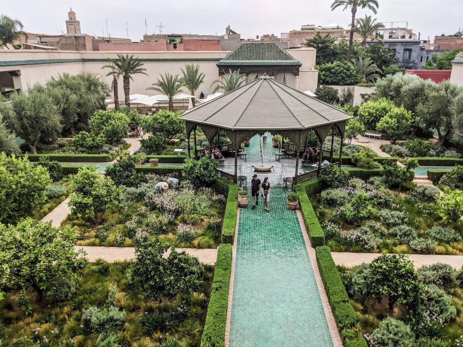 Marrakech: 'New York Times Journeys' Morning Walking Tour