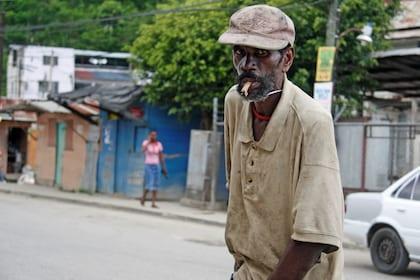 Man in Jamaica