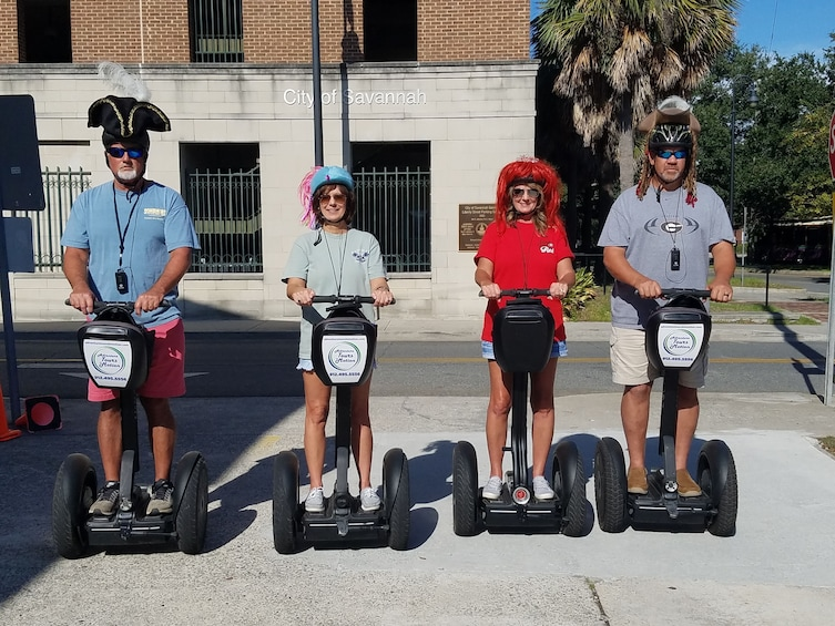 Show item 1 of 1. Historic Segway Tour