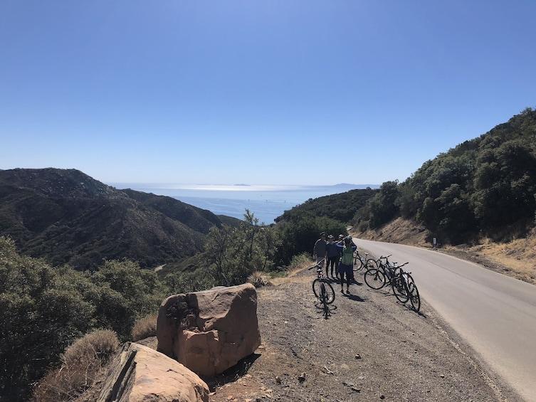 Show item 2 of 3. Mountains to Shore Biking Tour