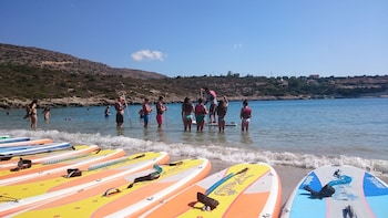 Small Group Stand Up Paddle Board & Snorkeling Tour in Crete