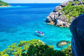 Wow Andaman Snorkeling Day Tour to Similan Islands from Khao Lak