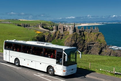Giant's Causeway and Game of Thrones® tour from Dublin