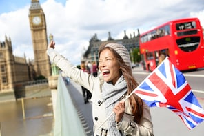 FULL DAY London sightseeing tour from Brighton BY TRAIN