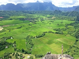 Half day Vang Vieng Discovery